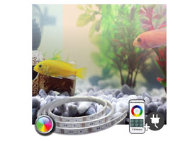 Aquarium led verlichting set