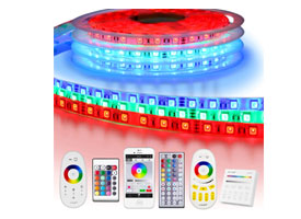 Led strip RGB set