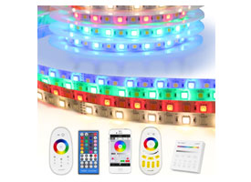 Led strip RGBW set