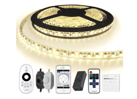 Led strip set helder wit