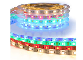 Losse RGBW led strip