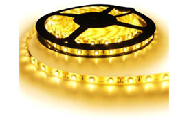 Losse warm wit led strip