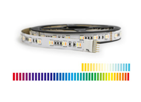 RGBWW losse led strip