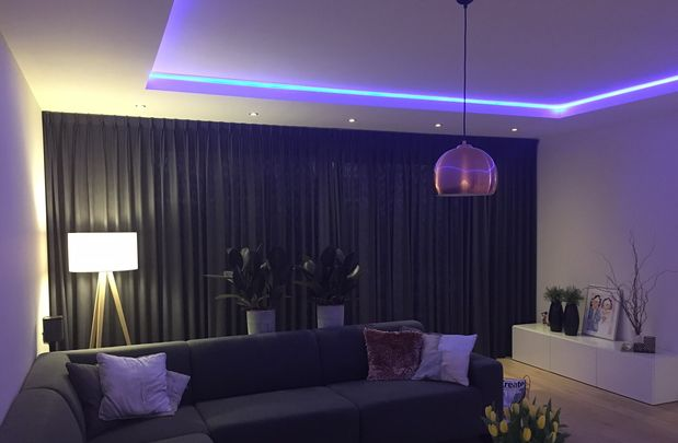 Led strip RGBWW