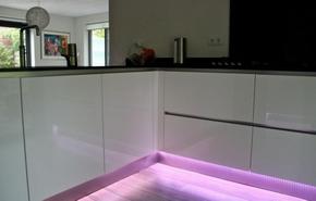 ledstrip toepassing keuken - Led Verlichting Strips