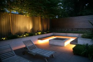 led verlichting in tuin